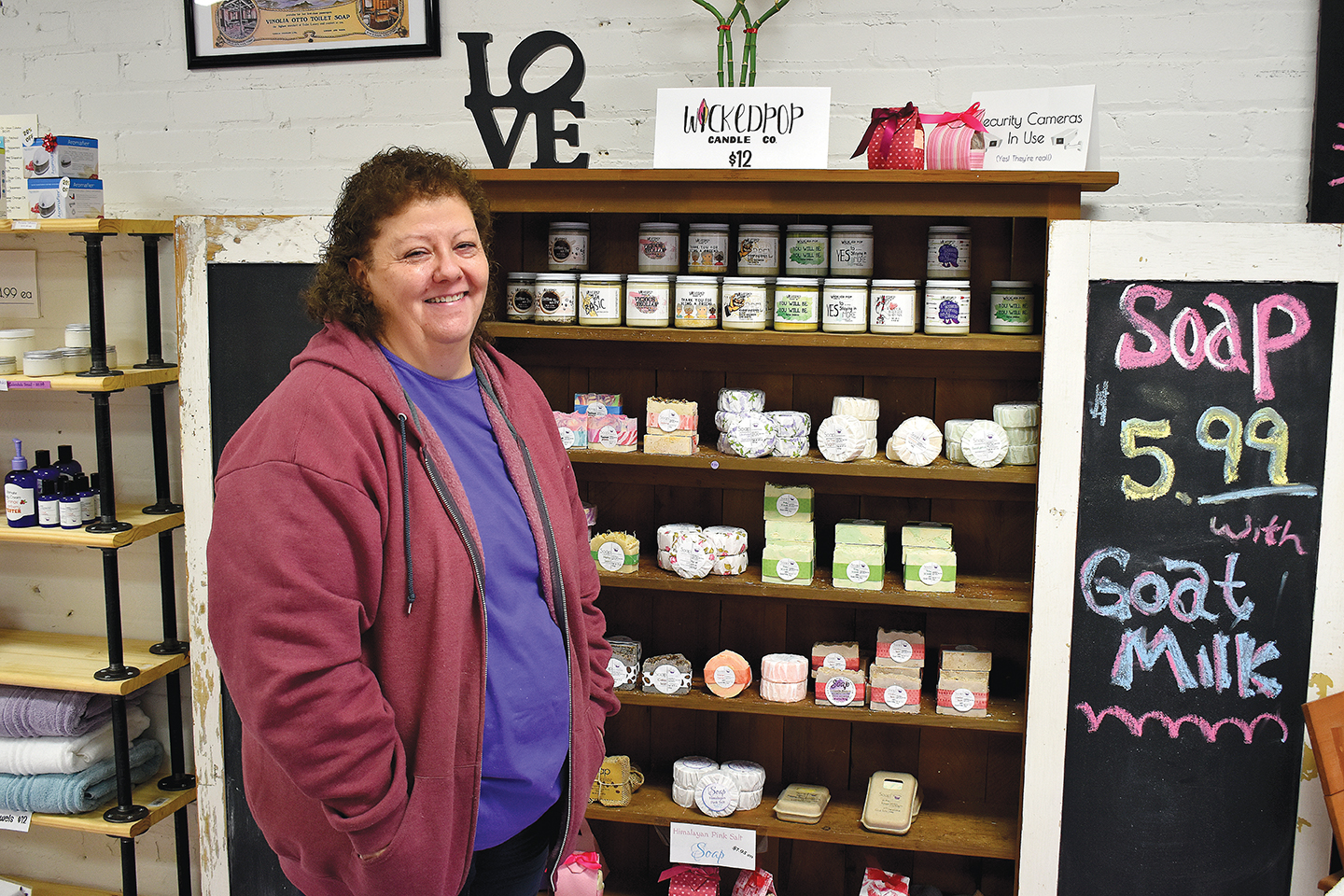 Niles' Forever Clean Soap Works To Open Second Location In
