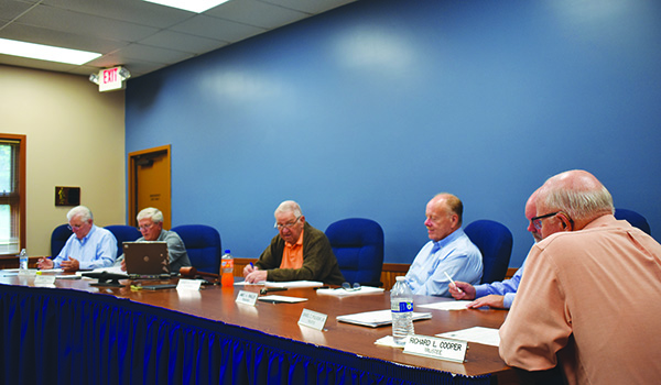 Niles Township board approves funding for police, fire department and street lights - Leader ...